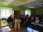 Spotkanie z R.Pankiewiczem - gimnazjum (3)
